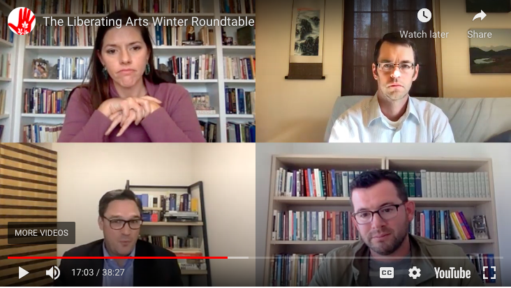 The Liberating Arts Winter Roundtable