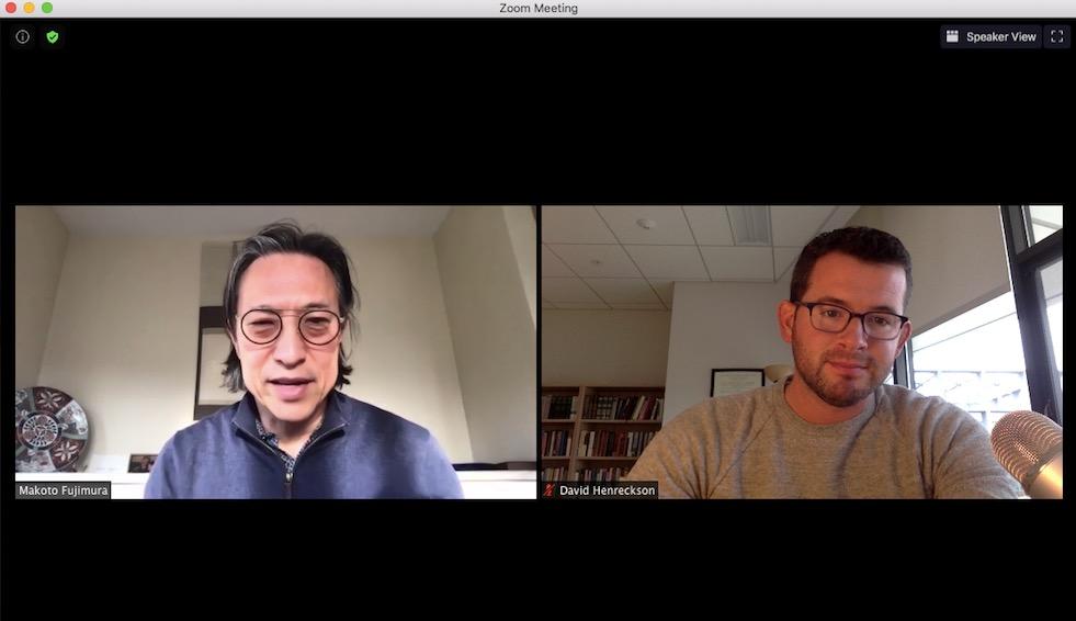 Podcast: On Art and Faith: Makoto Fujimura